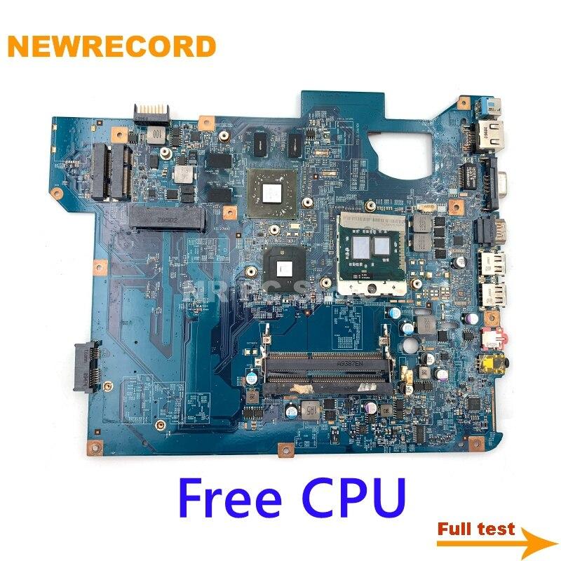 NEWRECORD-اللوحة الأم للكمبيوتر المحمول MBBH601001 MB. Bh60nz Gateway NV59 TJ75 ، 48.4GH01.01M HM55 DDR3 HD5650 GPU ، تم اختباره بالكامل