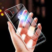 Étuis de téléphone souple en silicone Transparent pour Lenovo K5 Pro K5pro Z5 ZUK Z2 Pro Z2Pro étuis de couverture transparents pour téléphone