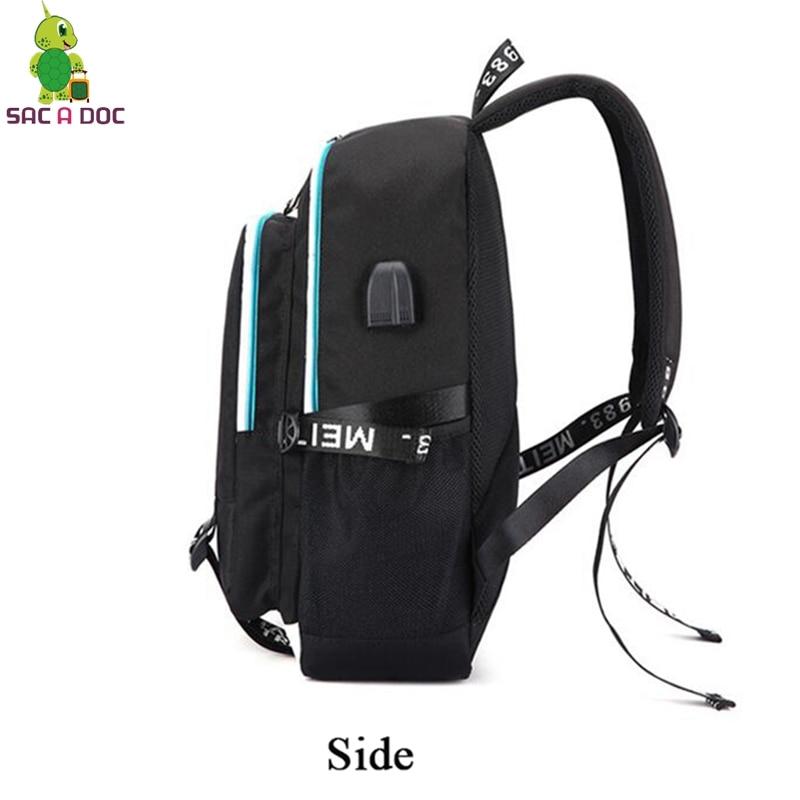 Personalizoni çantën shpine për lidhjen e imazhit të logos për - Çantë e shpinës - Foto 3