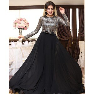 Woman Prom Evening Dresses 2020 Party Night Celebrity Long Elegant Plus Size Arabic Formal Dress Gown