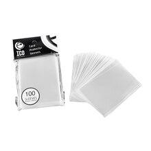 100 sztuk/200 sztuk 66*90mm koszulki na karty karty Protector dla magiczne zgromadzenie dla mtg karty tcg pokładzie gra karciana koszulki na karty