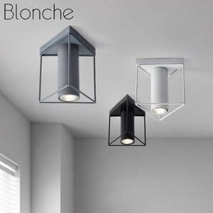 Blonche Modern COB Chip Ceiling Lamp Nordic Metal Ceiling Lights Fixtures for Living Room Bedroom Kitchen Decor Led Luminaire