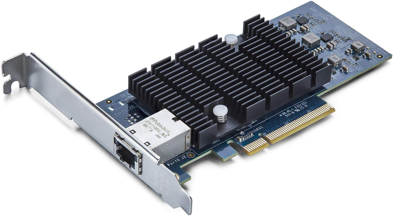 10Gb PCI-E NIC Network Card, PCI Express Ethernet LAN Adapter Support Windows Server/Windows/Linux/ESX,Compare to Intel X540-T1
