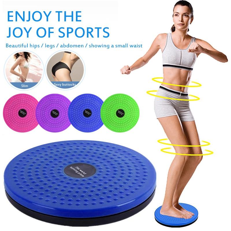 Mult-função cintura torção disc balance board equipamentos de fitness para casa corpo aeróbio rotativo esportes massagem placa exercitador