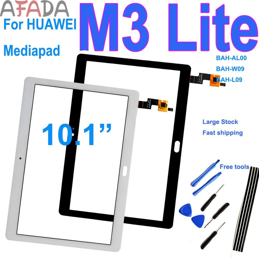 "10.1 ""LCD Display Für Huawei Mediapad M3 Lite 10 BAH-AL00 BAH-W09 BAH-L09 Touchscreen Digitizer Sensor Montage Ersatz"