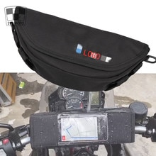 ForBMW F900XR F900R F 2020 Modern Waterproof Motorcycle Handlebar Travel Bag R1200GS F900XR Navigation Bag
