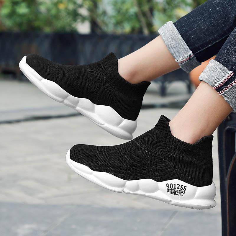 Zapatos para niños a la moda 2019, zapatillas transpirables para niños y niñas, zapatillas deportivas para niños y niñas