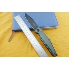 Kershaw 7900 couteau pliant tactique CPM 154 lame tout aluminium poignée outils de plein air poche couteaux tranchants Camping chasse survie