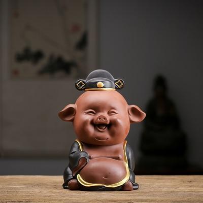 Yixing Purple Sand Double Tea Can Large Ceramic Wake Up Tea Pu'er Storage Tea Tank Sealed Can Tea Ceremony Accessories Teaware