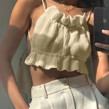2021 summer women's solid color lace-up pleated fashion sexy swimsuit breast-wrapped sweater swimsuit tankini