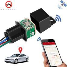 Новейший релейный gps-трекер MV720, Автомобильный gps GSM локатор, отслеживающий пульт дистанционного управления, Противоугонный мониторинг, срез...