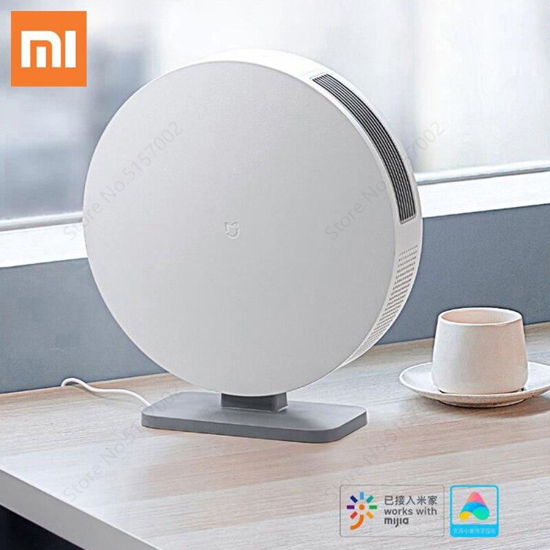 جهاز تنقية الهواء المكتبي الأصلي من شاومي Mijia جهاز تنقية الهواء الشخصي جهاز تنقية مضاد للبكتيريا مع تطبيق Mi Home للمكتب