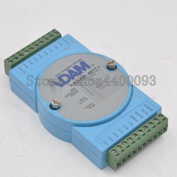 Advantech adam-4017 + Адам модуль 8-канальный аналоговые входные приобретение