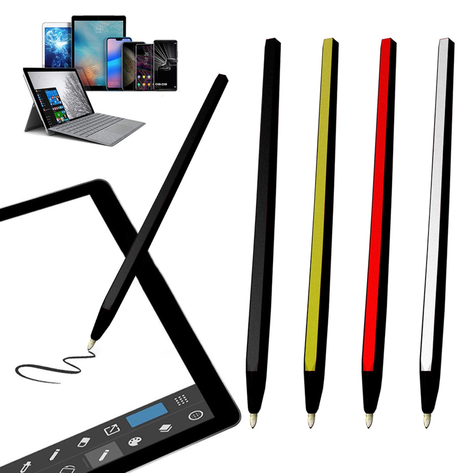 Soft Nib Capacitive Pen Touch Screen Stylus Pencil for Tablet iPad Cell Phone PC Capacitive Pen Tabl