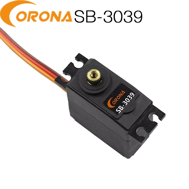 Corona SB-3039 SBUS Servo-5,0 kg (69,44 oz) 0,15 seg para el modelo de RC