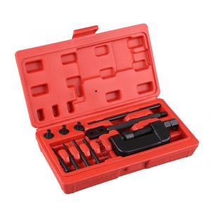 13Pcs Bike / Motorcycle / Cam Drive Chain Breaker Rivet Cutter Tool Kit with Chain Press Pin sizes