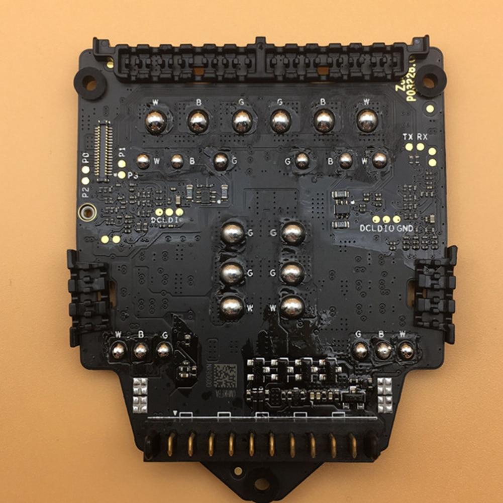 ESC Black Small Power Drone Repair Speed Control Durable Replacement Circuit Board Metal Integrated DIY For DJI MAVIC 2