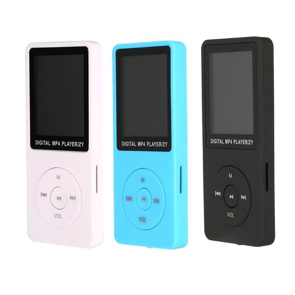 Reproductor MP4 con lector bluetooth reproductor de música mp3 mp4 reproductor de música portátil mp 4 media slim1.8 pulgadas teclas táctiles fm radio video 32G