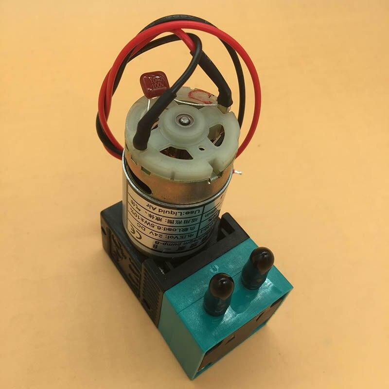 JYY (B)-Y30-I растворитель большой чернильный насос для Infiniti Iconteck Phaeton Zhongye струйный принтер 6,5 Вт микро draphragm насос 24 В чернильный насос