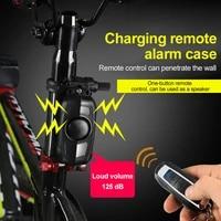 Alarme Anti-vol pour velo  controle dacces intelligent sans fil  etanche  telecommande sans fil  alarme de securite pour bicyclette