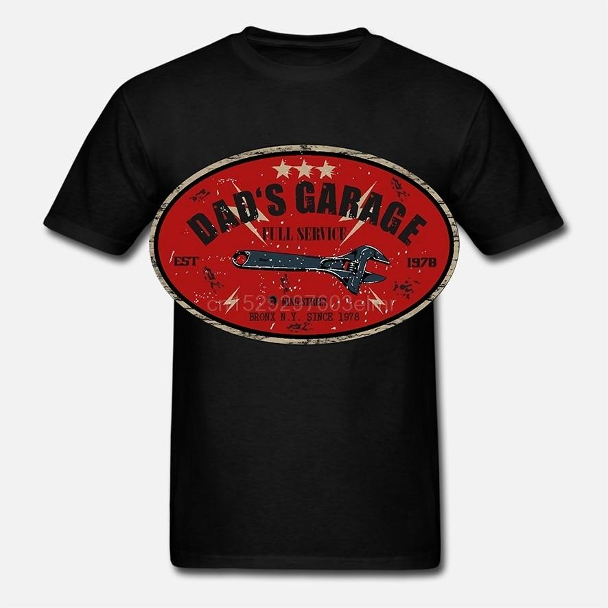 Hot Sale Men T Shirt Fashion Hot Rod Classic V8 Hellcat Herren T-Shirt Biker Custom Dad& Garage Mechanik 74 Summer O-Neck Tops