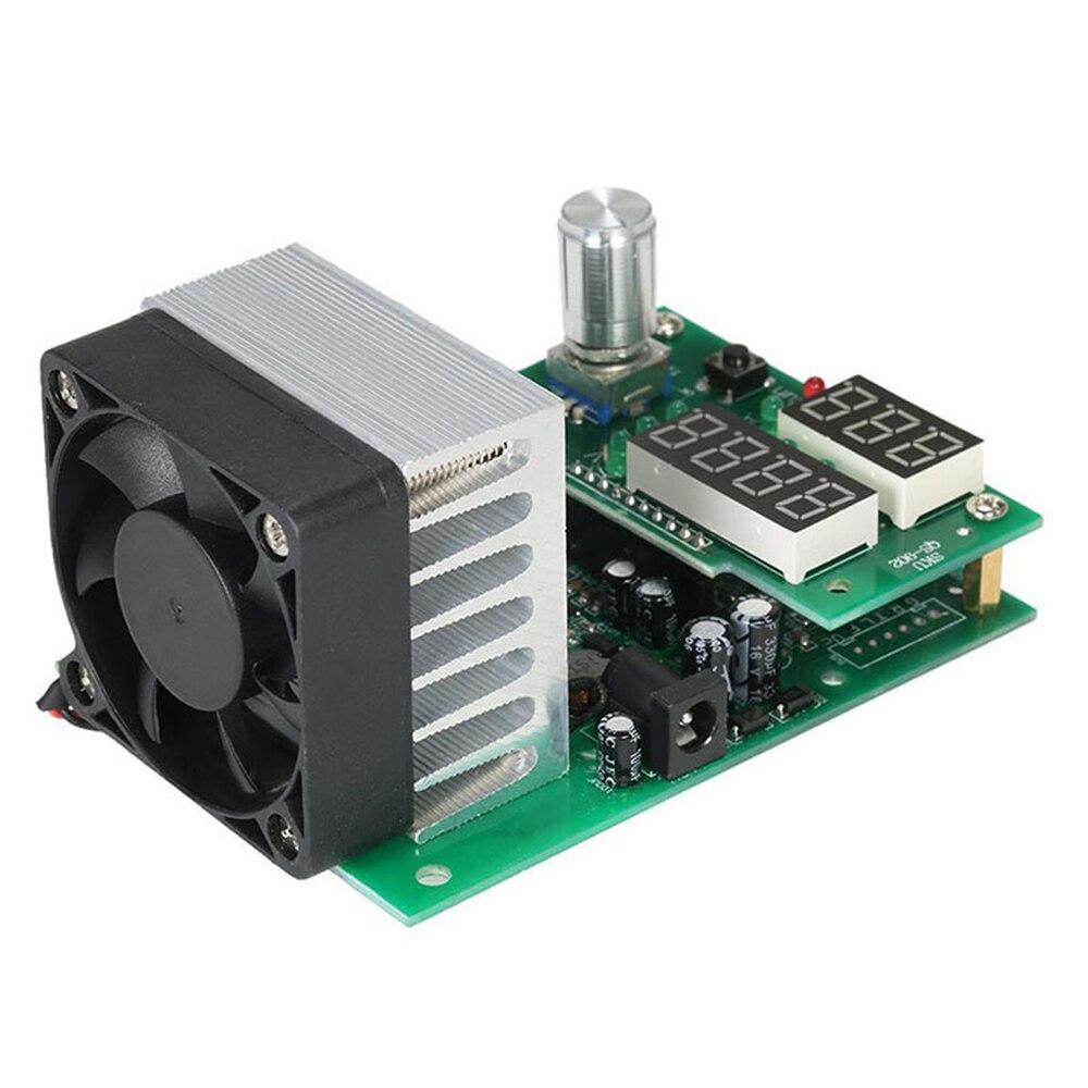 Многофункциональная электронная нагрузка постоянного тока 9,99 А, 60 Вт, 30 в, тестер емкости аккумулятора