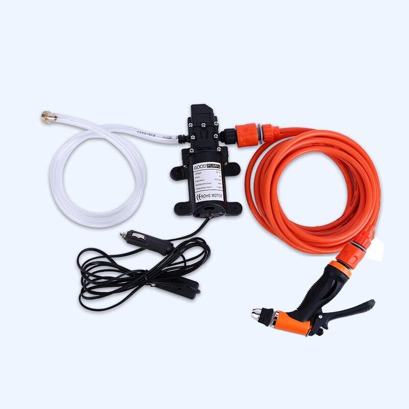 12 v 220 v lavadora de carro arma bomba água alta pressão mais limpo cuidados com o carro portátil máquina lavar roupa limpeza elétrica dispositivo automático lavagem