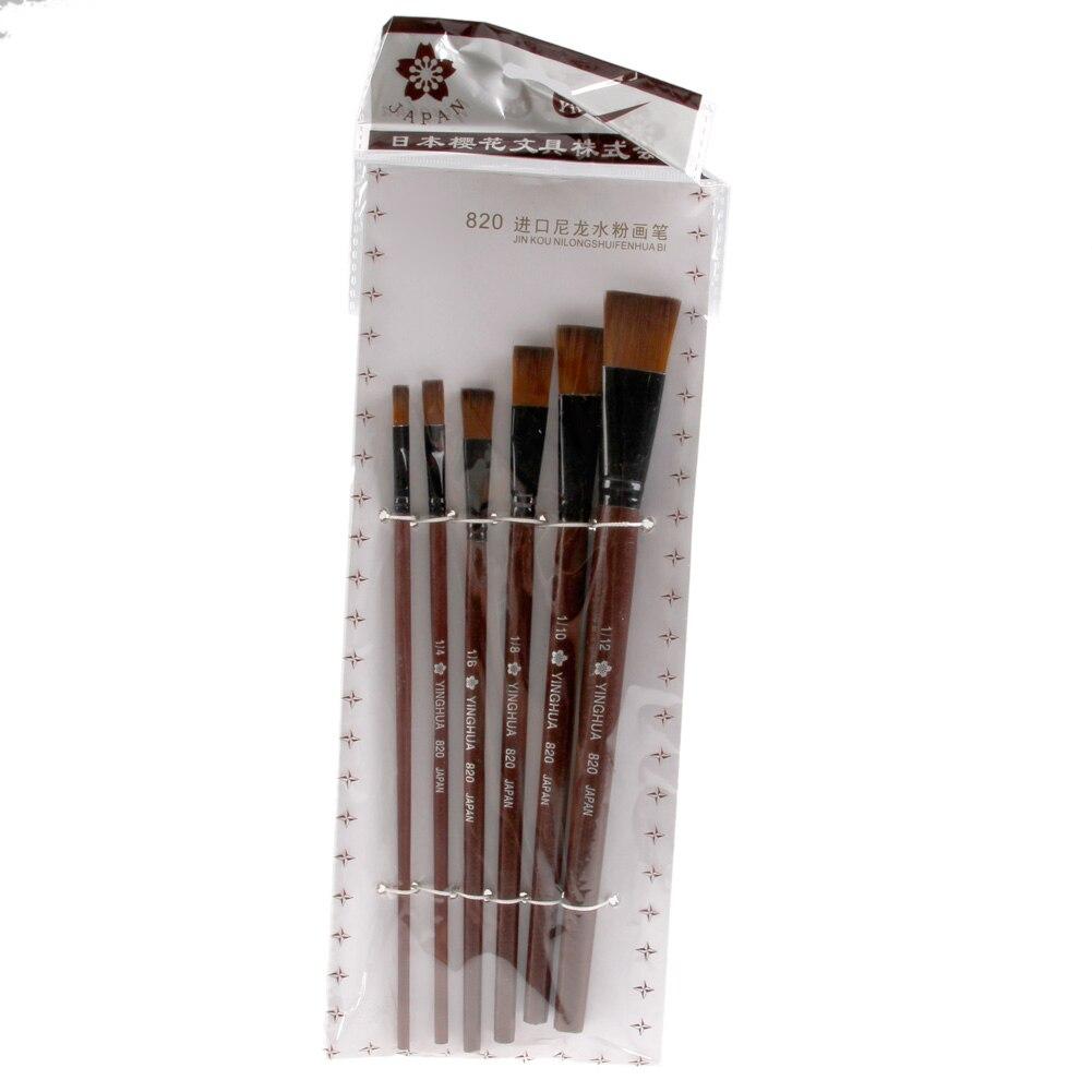 pinceles-acrilicos-de-nailon-para-pintura-al-oleo-pinceles-gouache-para-artista-juego-de-acuarela-6-uds