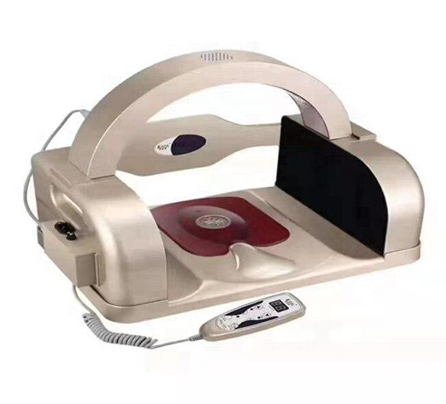 2019 nueva casa masajeador pélvico curva pelvis cadera hueso instrumento pélvico reparación máquina de contracción uterina
