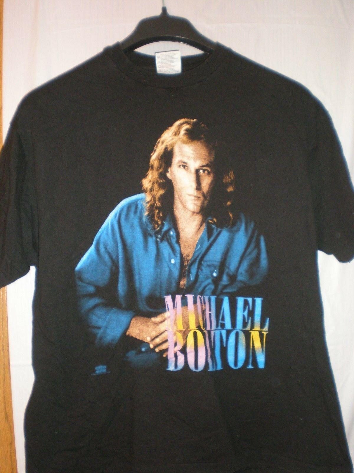 Michael Bolton Welt Tour 1994 T HEMD XLARGE