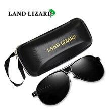 Óculos de sol masculino polarizado, óculos de sol para homens com proteção uv400, polarizado, clássico, de alta qualidade