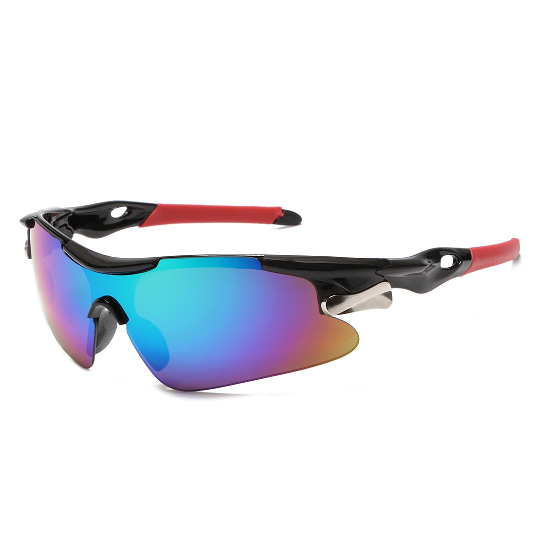 2021 UV400 Cycling Glasses Men Women Outdoor Sport MTB Bicycle Glass Windproof Sunglasses Driving Gl