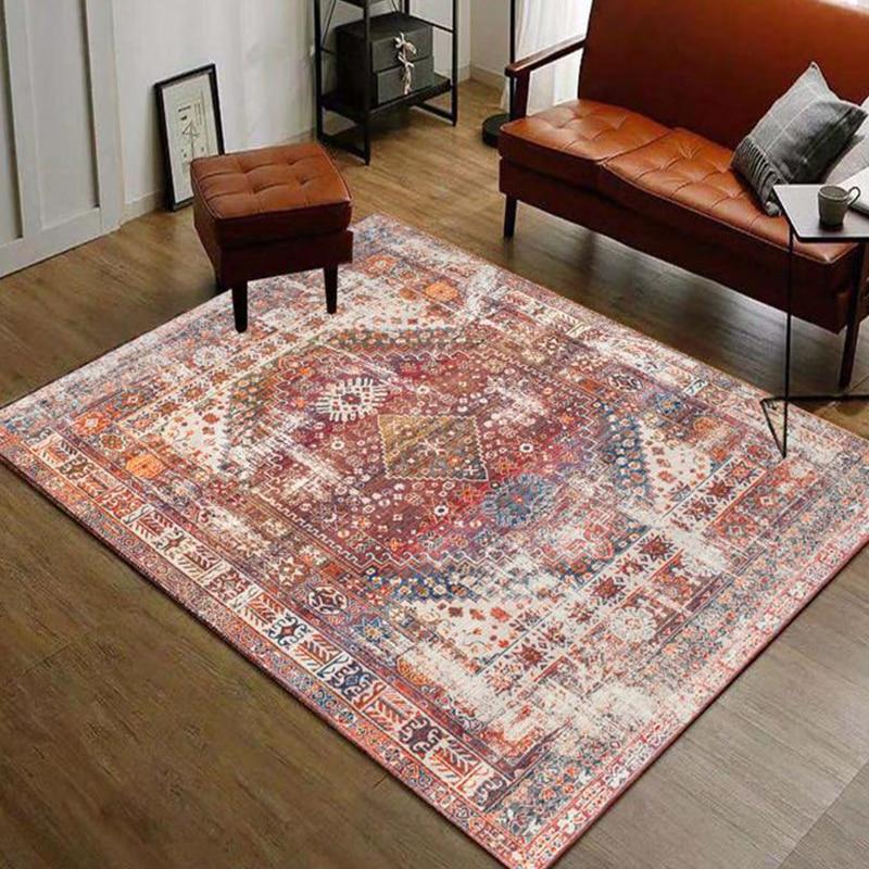 Carpets المغرب السجاد غرفة المعيشة النمط الأمريكي نوم السجاد و السجاد المنزل مكتب طاولة القهوة حصيرة غرفة الدراسة سجاد أرضية