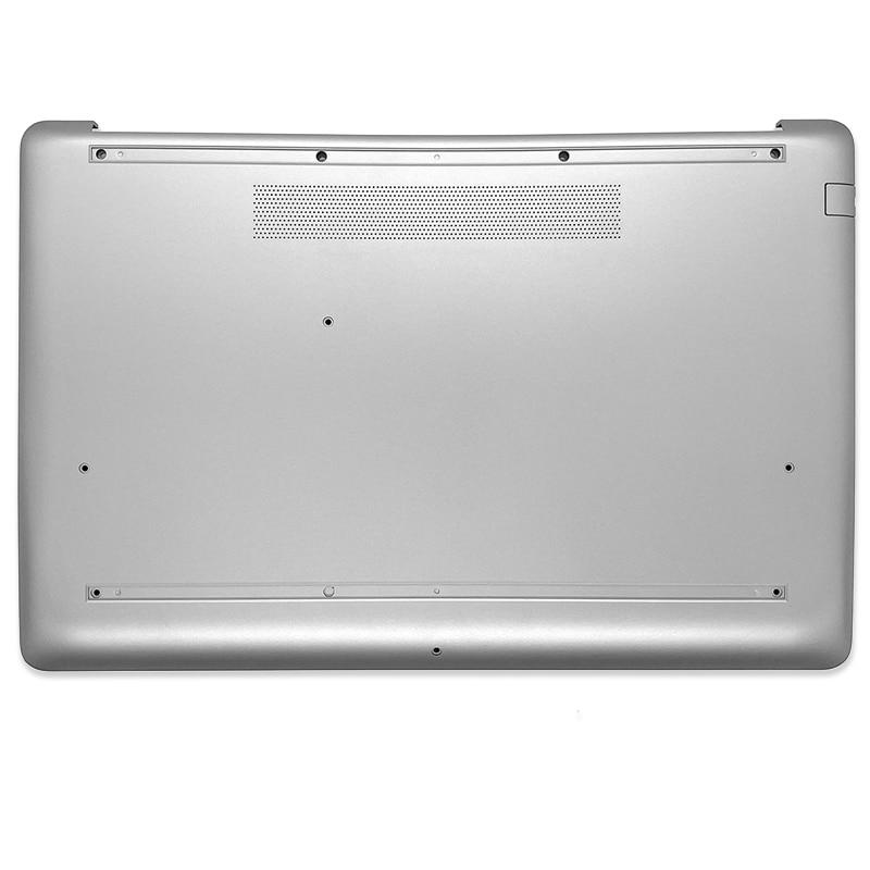 جديد الأصلي ل HP بافيليون 17-BY 17-CA 17T-BY 17Z-CA سلسلة الكمبيوتر المحمول أسفل قاعدة أسفل الغطاء السفلي الفضة L83725-001