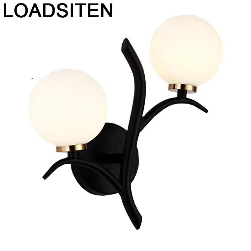 Lámpara De Luz Led para espejo De Pared, Aplique De Luz De...