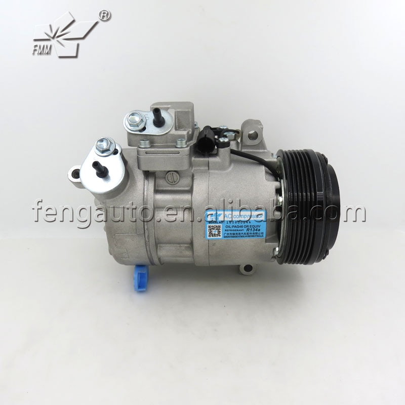 Compresor de aire acondicionado CSV613 para BMW X3