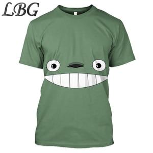 LBG men and women anime t shirt Asian size 3D t shirt printed short sleeve casual funny hip hop t shirts men style 2019 top