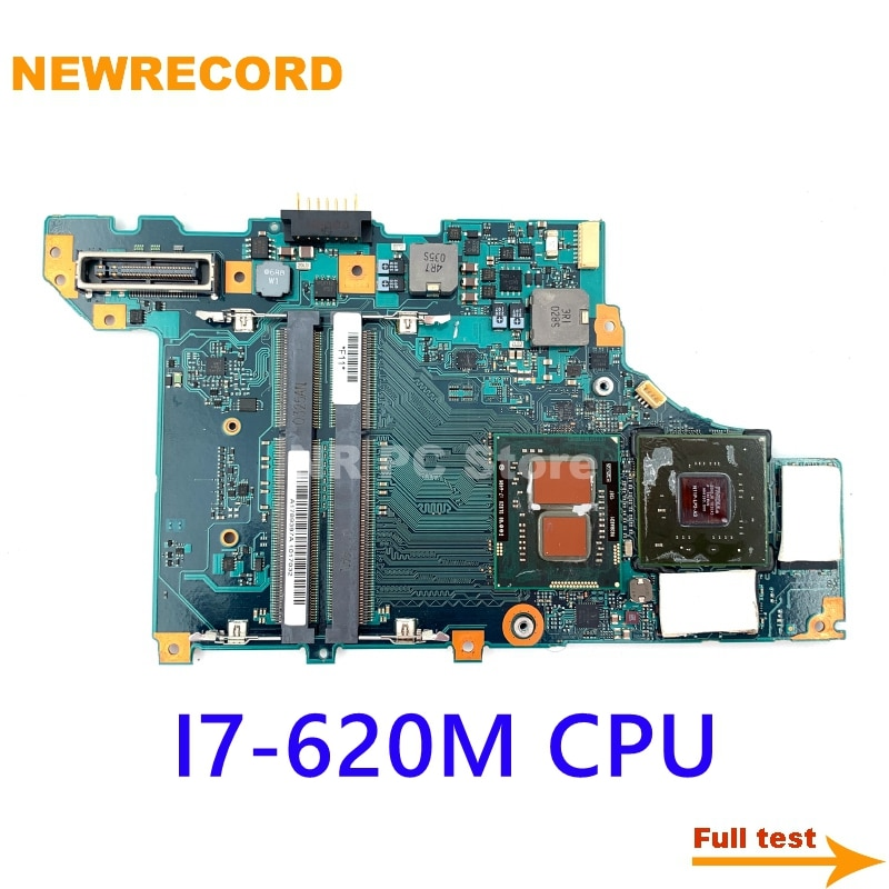 nokotion a1765405a mbx 215 m930 1p 009bj00 8012 laptop motherboard for sony vpcf pcg 81114l vpcf1 main board pm55 s988a free cpu NEWRECORD A1754727A A1789397A Laptop Motherboard For Sony Vaio VPCZ1 VPCZ1390X MBX-206 DDR3 I7-620M CPU Main Board full test