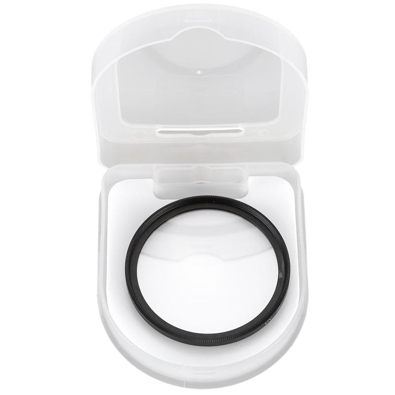 Digital Camera 49mm Multi Coated Protector Ultra-Violet UV Lens Filter Black