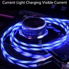 Câble de chargeur USB de données de lampe de poche LED pour iPhone 6 s 6 s 7 8 Plus Xs Max XR X 10 5 5s SE iPad Mini 3A câble de charge rapide