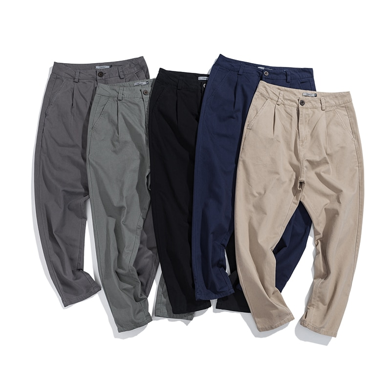 Men's and women's warm sports pants DZA327-DZA334