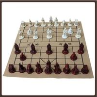 portable chinese chess game professional pieces wood chinese chess set luxury table games giochi da tavolo wooden chess set