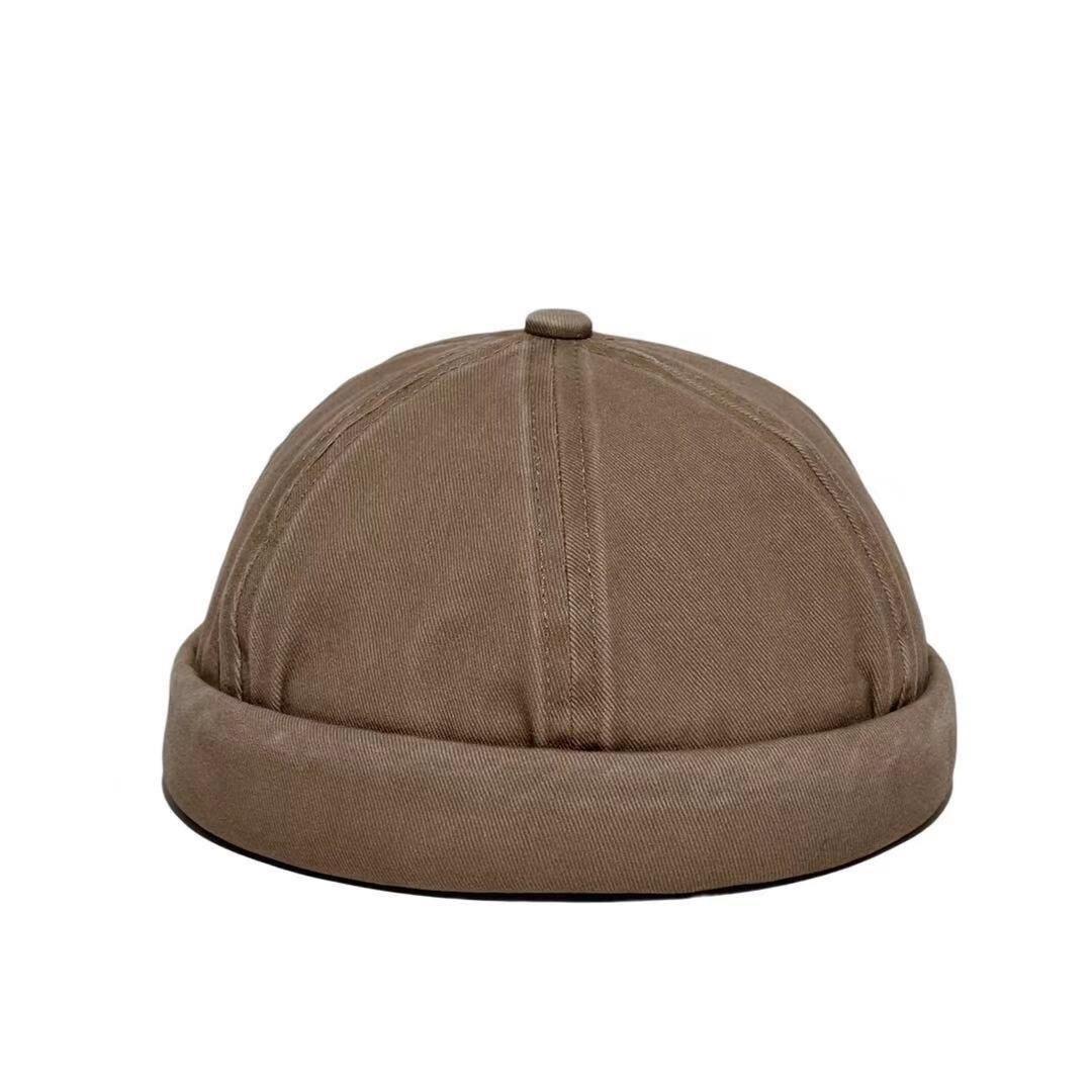 Мужская шапка без козырька Docker, Мужская Байкерская шапка, бейсболка, популярная танцевальная шапка, винтажная шапка в уличном стиле, шапка в...