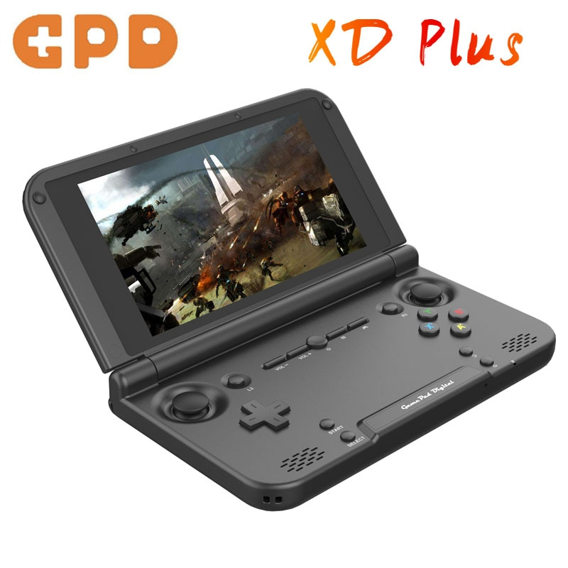 Handhend Game Player Retro Games Console GPD XD Plus Android Touch Screen 5 Inch 4GB TV Emulator Classic 500 GameS Tablet HD