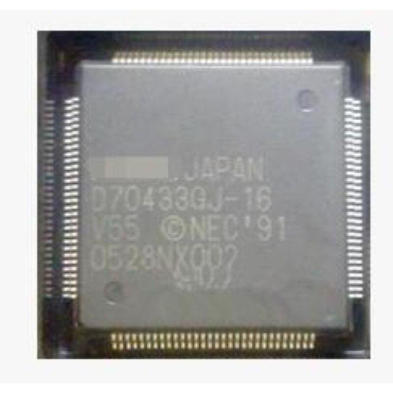 1 قطعة/الوحدة D70433GJ-16 QFP الأصلي في الأوراق المالية