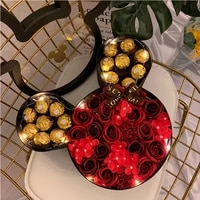 festival gift box birthday valentines day wedding party flowers candy chocolate decoration box