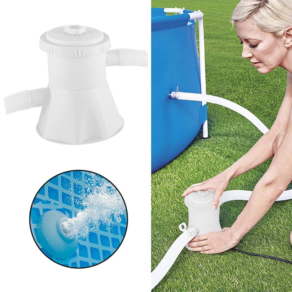 Piezas de repuesto para limpiador de agua eléctrico, bomba de filtro de piscina, calentador de estanque