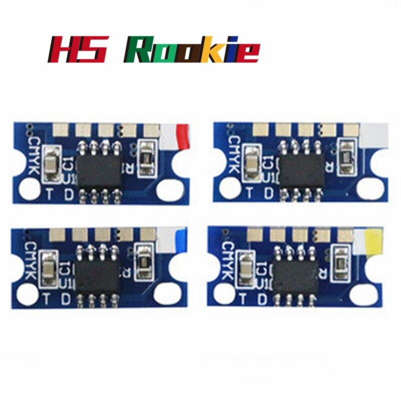 20 piezas nuevo tóner Chip Konica Minolta para C200 C201 C203 C253 C353 7720 7721 TN-213 TN-314 Chip de cartucho de TN214 TN213 TN314