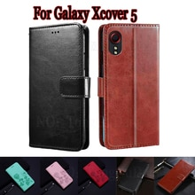 Case For Samsung Galaxy Xcover 5 Cover Phone Protective Shell Funda For Samsung Xcover5 Case Flip Wa