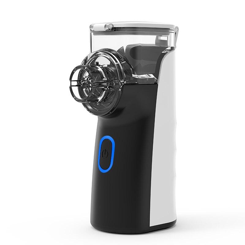 BOXYM-Mini inhalador portátil, Nebulizador de bolsillo de malla para niños, atomizador para adultos, equipo médico, Nebulizador para asma